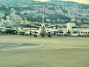 Airbus A340 rear