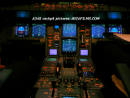 Cockpit A340