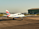 British airways flying club