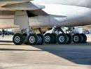 Airbus A340 landing gear
