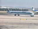 McDonnell Douglas MD-82 Alitalia