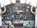 Antonov An-2 cockpit