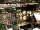 Boeing 737-300 basic cockpit