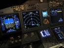 Boeing 737 glass cockpit
