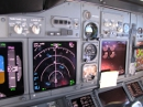 Boeing 737-800 next generation cockpit