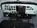 FNPT 1 cockpit simulator
