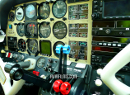 Beechcraft cockpit