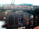 Boeing 737-500 cockpit (flight deck)