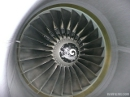Boeing 737NG CFM56-7 engine photo