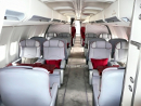 Boeing 737 business cabin