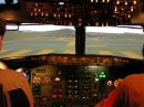 Boeing 737 full motion simulator