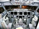 Boeing 737 cockpit