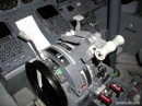 Boeing 737 throttle quadrant