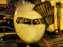 Boeing 757 nose