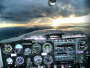 Cockpit art picture