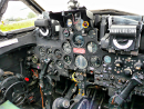 De Havillland Vampire cockpit