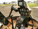 Robinson R-44 raven cockpit picture