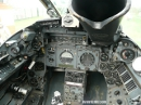 English Electric Lightning cockpit