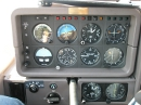 Socata TB-9 cockpit