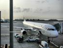 Spanair airline plane