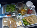 Good airplane food