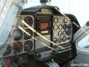 Tecnam P-92 cockpit