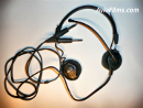 Telex pilot headset