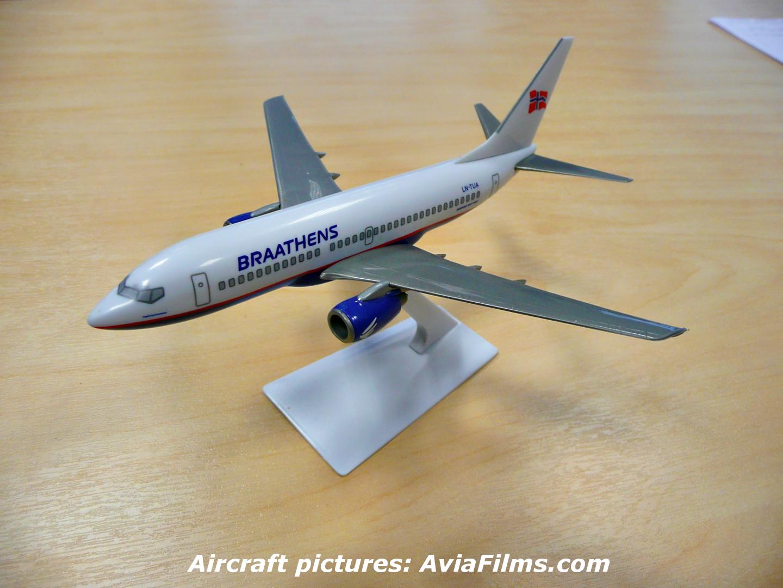 Airplane Model Toys 66