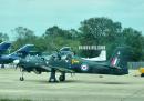 Shorts Tucano plane