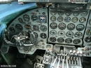 Vickers Viscount cockpit